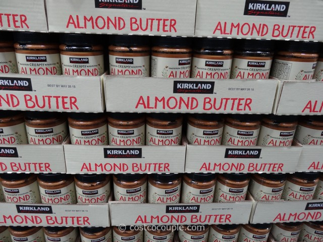 Product Review: Kirkland almond butter | Cruising Costco